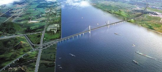 台州椒江二桥将开通 采用是国内最长的超长嵌