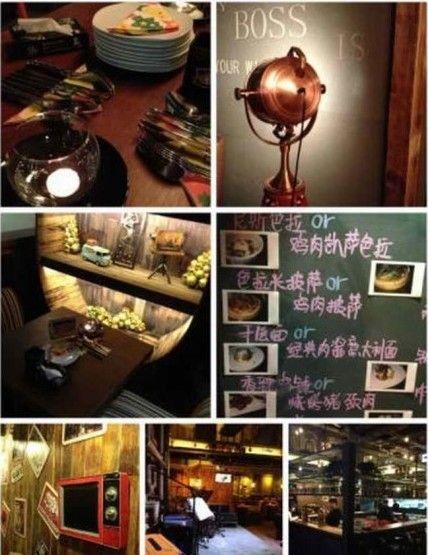有家潮店:杭州洋派小酒馆们(图)