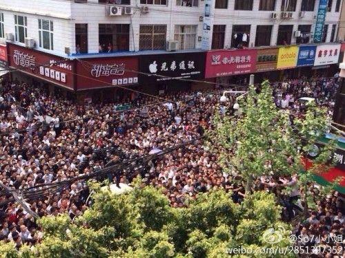 苍南官方表示对城管打人被殴将秉公严查