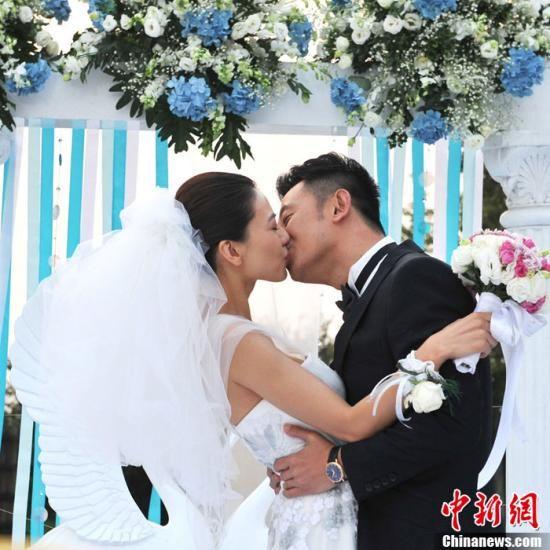 资料图:《咱们结婚吧》剧照。图片来源:CFP视觉中国