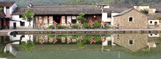 杭州城边更漂亮,-拍小友清凉的风