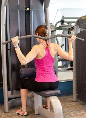 健身房误区挨个数 远离危险动作