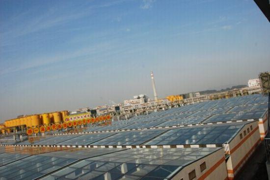 海天酱油阳光工厂 让你看到最真实的海天
