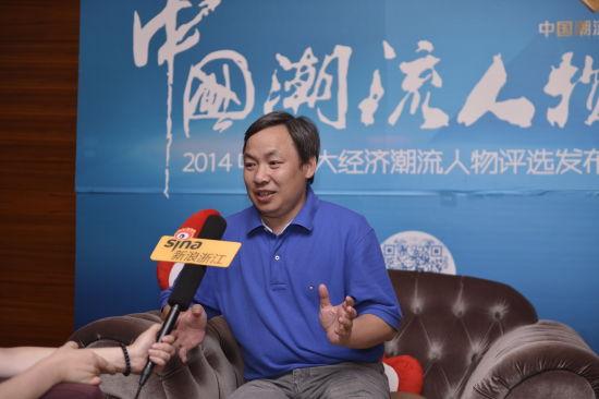 中欧营销学会会长、英智传媒CEO 张桂森