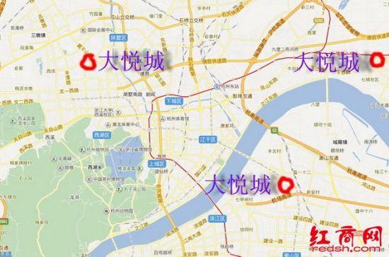 杭州大悦城至少开3家