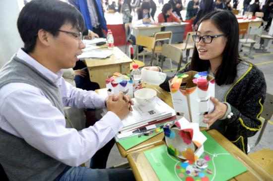 创意高中通用技术小制作
