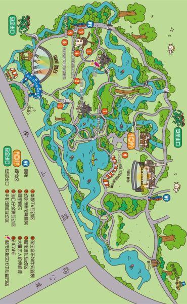 西湖音乐节倒计时,现场地图告诉你可以怎么玩
