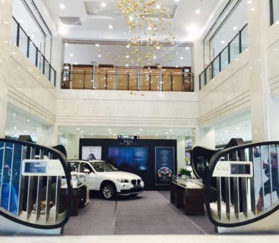 波尔宝马系列2015巴塞尔新款杭州首展开幕