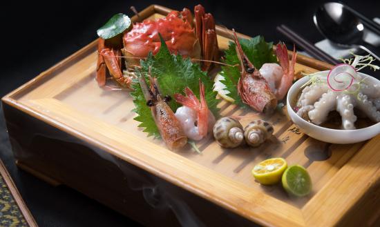 五星级炖菜的夏季宫廷--澜亭夏季酒店菜单菜单菜谱图片