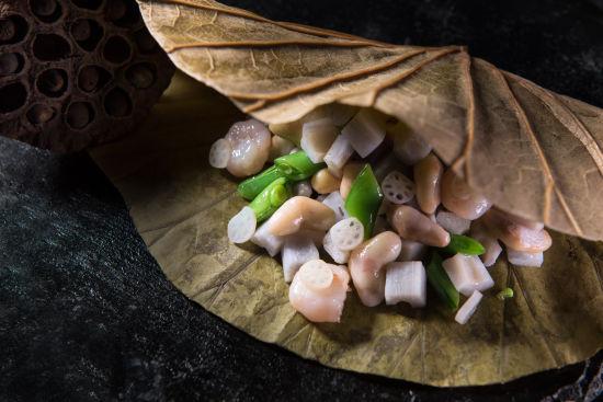 五星级菜品的夏季菜单--澜亭夏季菜单中餐厅2舒淇v菜品的酒店图片