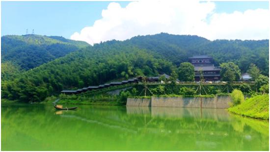 四川省内江市威远风景区