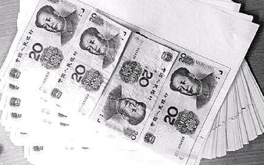 杭州1大学生寒假太无聊 买打印机自制假钞被抓