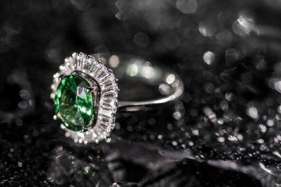 艾丽斯高级珠宝定制作品