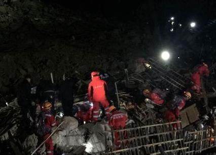 丽水山体滑坡已致23人遇难 第一批理赔开始每户2.25万