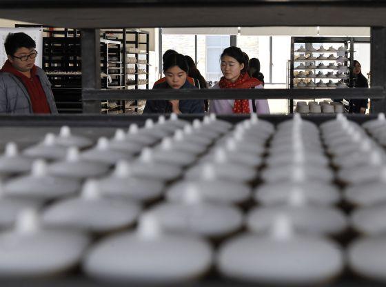 婺州窑文化传承地