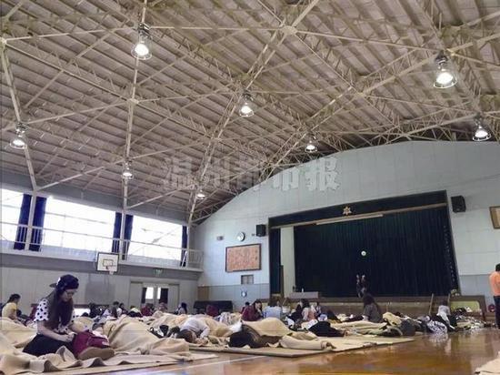 温州女留学生细述日本地震惊魂时刻:像世界末日