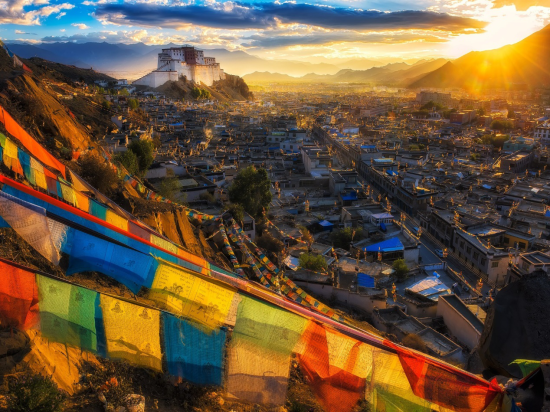 QRIC公益行,把爱与光明带去西藏!