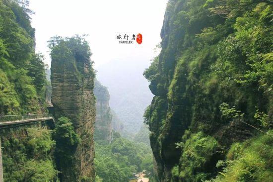 乐清雁荡山风景区