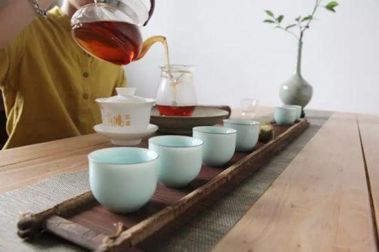 来北门历史文化街区赴一场茶之约