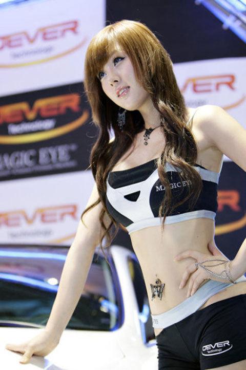 黄美姬成韩国美女代表