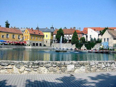 匈牙利——黑维斯温泉