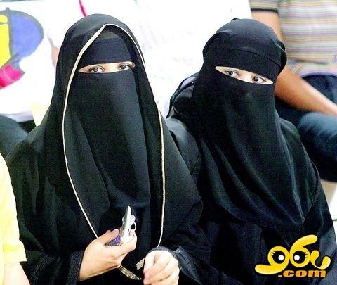 揭秘沙特女人的真实生活