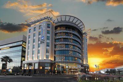 Radisson Blu酒店,媒体城