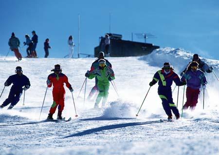 加拿大滑雪