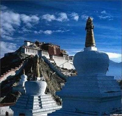 圣洁的浪漫--西藏