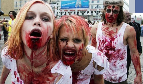 瑞典僵尸节