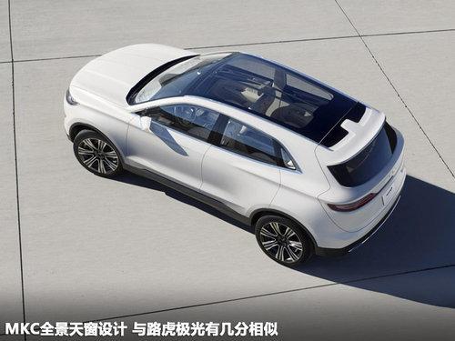 林肯MKC-林肯未来将推4款新车 中国市场将成重点