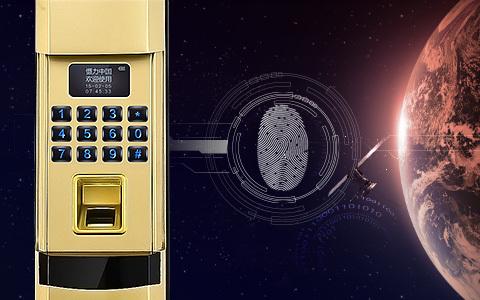 指纹锁品牌排行榜中的全球雷达指纹锁是科技含量最高的锁;...