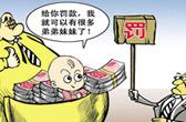 温州夫妇超生被罚130万