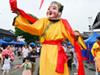 杭州恢复运河庙会