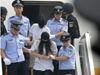 强迫卖淫被押回国