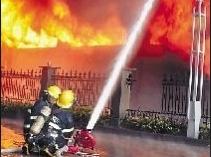 萧山工厂突发大火