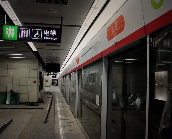 杭州地铁大揭密