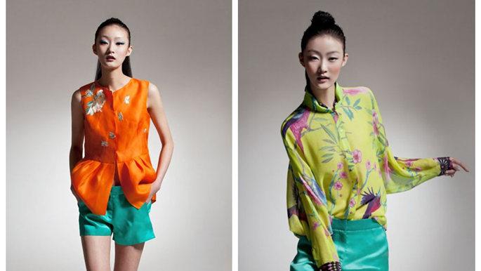看杭州美女如何将旗袍穿出另一种风情