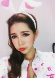 刘翔女友疑90后嫩模
