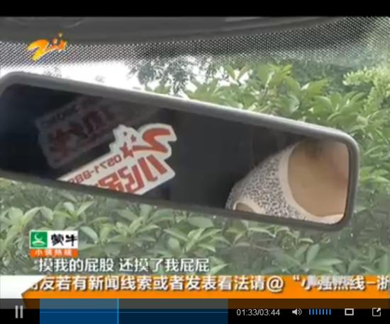 视频:杭州两女童小区内玩耍 称遭保安猥亵