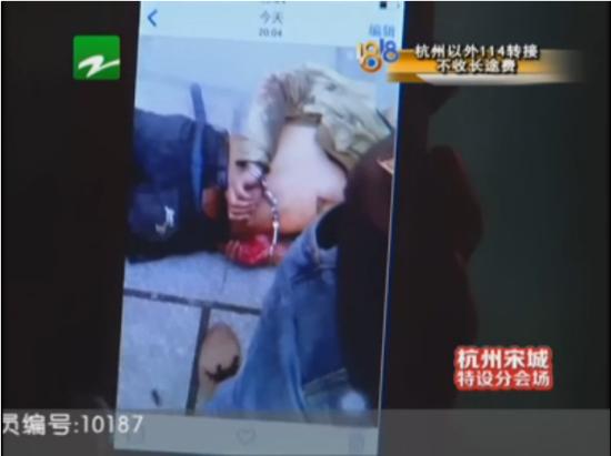 视频:诸暨大唐镇一超市发生恶性伤人事件